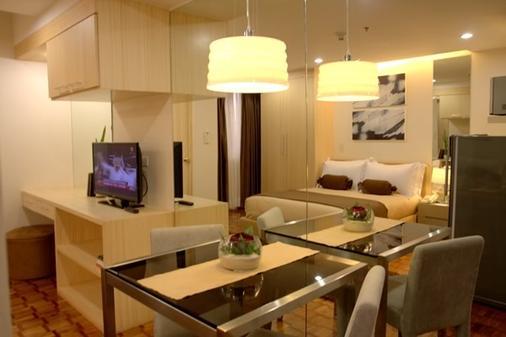 Prince Plaza II Hotel - Makati - Kitchen