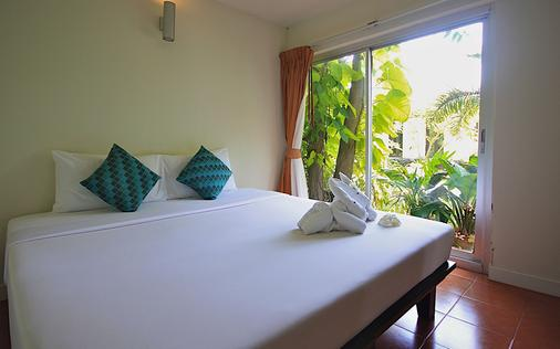 Lamai Wanta Beach Resort - Koh Samui - Makuuhuone