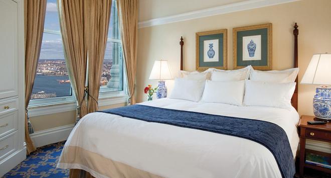 Marriott Vacation Club Pulse at Custom House, Boston - Boston - Camera da letto