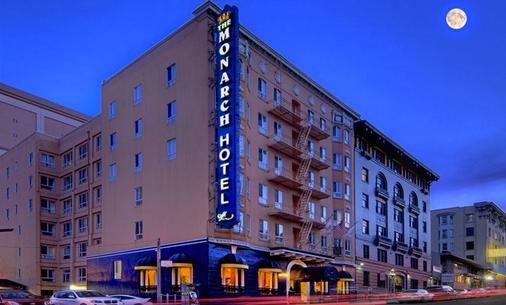 Monarch Hotel - San Francisco - Toà nhà