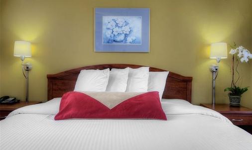 Monarch Hotel - San Francisco - Phòng ngủ