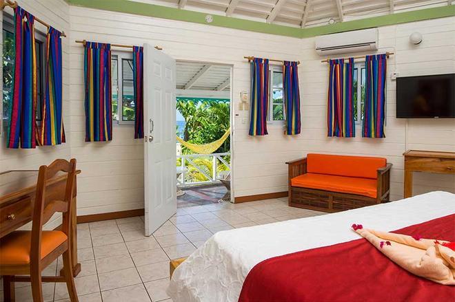 Samsara Cliff Resort & Spa - Negril - Bedroom
