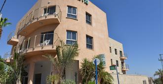 Motel Tsabar - Eilat - Toà nhà