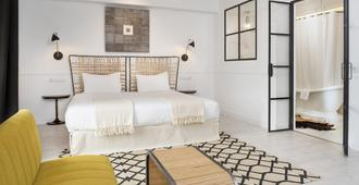 7 Islas Hotel - Madrid - Bedroom