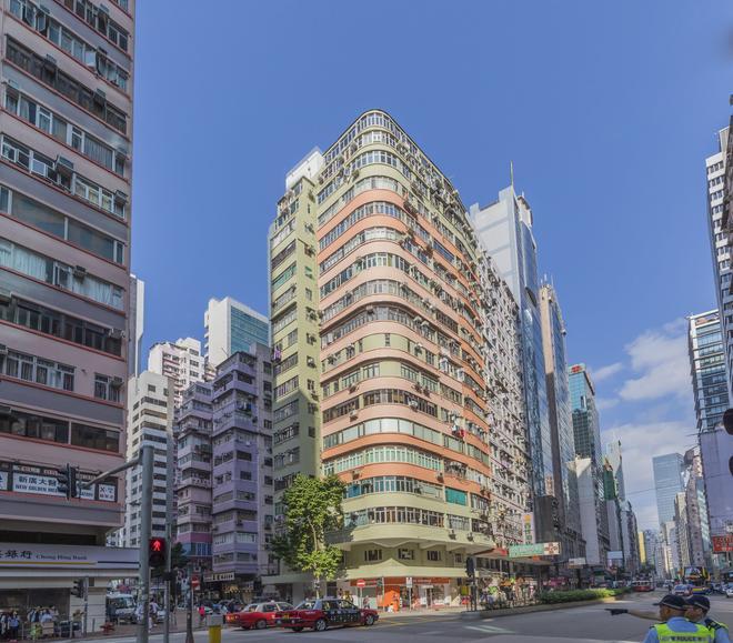 Check Inn HK - Hongkong - Rakennus