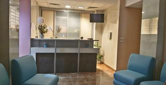 Travel Inn Aviamotornaya - Moscow - Front desk