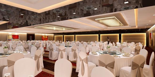Peninsula Excelsior Hotel - Singapore - Sala ricevimenti