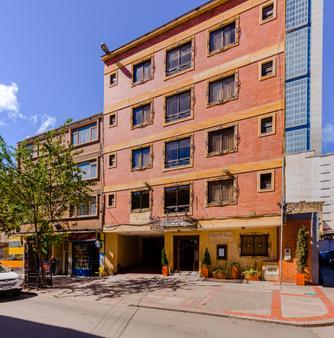 Hotel El Virrey Centro - Bogotá - Building