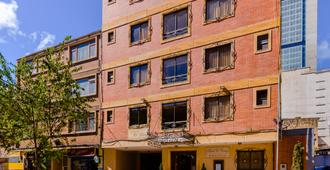 Ayenda 1066 El Virrey Centro - Bogotá - Edificio