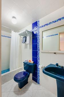 Hotel El Virrey Centro - Bogotá - Bathroom