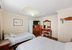 Hotel El Virrey Centro - Bogotá - Bedroom