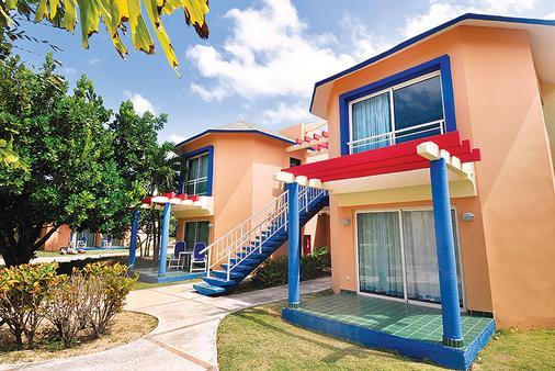 海星巴拉德羅酒店 - Varadero - 建築