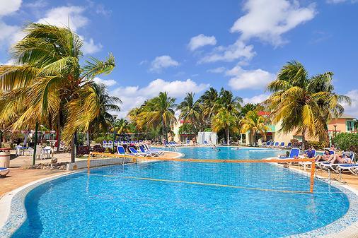 海星巴拉德羅酒店 - Varadero - 游泳池