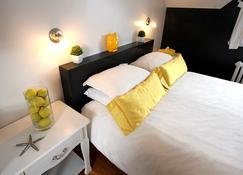 Auberge La Merveilleuse - Тадуссак - Спальня