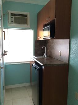 Cabana Hotel - Hialeah - Bathroom