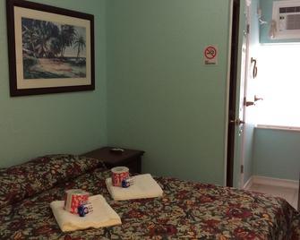 Anchor Hotel - Hialeah - Bedroom