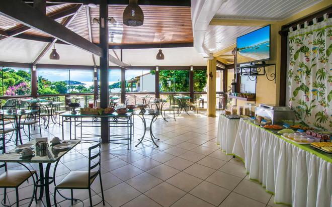 Hotel Ilha Branca Inn - Búzios - Εστιατόριο