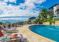 Hotel Ilha Branca Inn - Búzios - Uima-allas