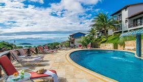 Hotel Ilha Branca Inn - Búzios - Bể bơi