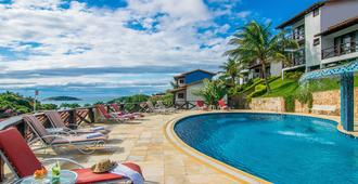 Hotel Ilha Branca Inn - Búzios - Pool