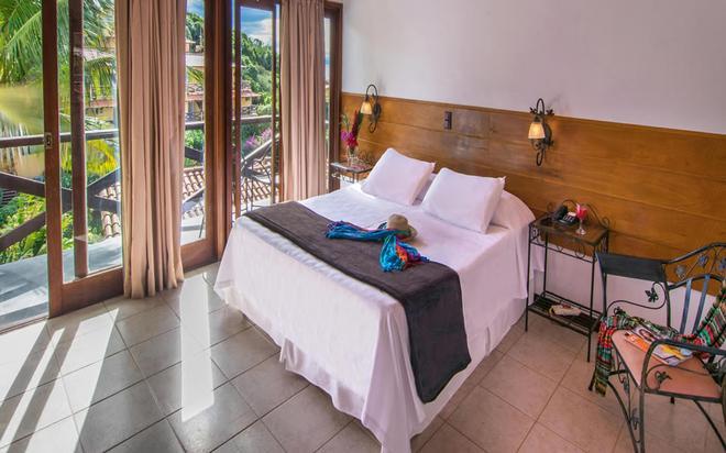 Hotel Ilha Branca Inn - Búzios - Κρεβατοκάμαρα
