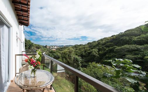 Hotel Ilha Branca Inn - Búzios - Balcony