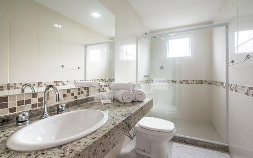 Hotel Ilha Branca Inn - Búzios - Μπάνιο