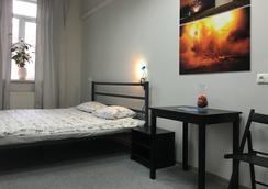 Khostel Tsiolkovskiy na VDNKH - Moscow - Bedroom