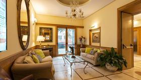 Grand Hotel Europa - Naples - Living room