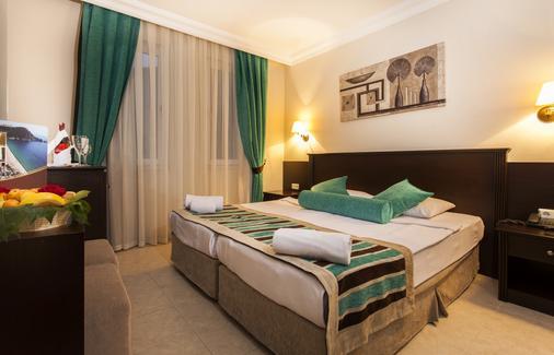 Kleopatra Royal Palm Hotel - Alanya - Makuuhuone