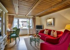 Hotel Und Restaurant Jorg Muller - Sylt - Σαλόνι