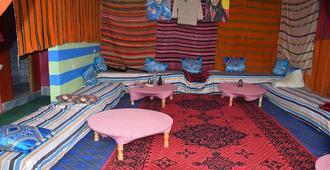 mirleft soul - hostel - Mirhleft - Dining room