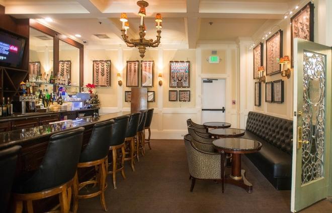 Hotel Majestic - San Francisco - Bar