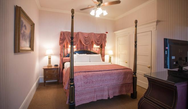 Hotel Majestic - San Francisco - Camera da letto