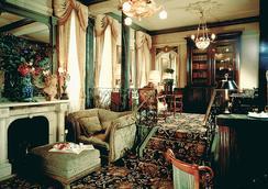Hotel Majestic - San Francisco - Lobby