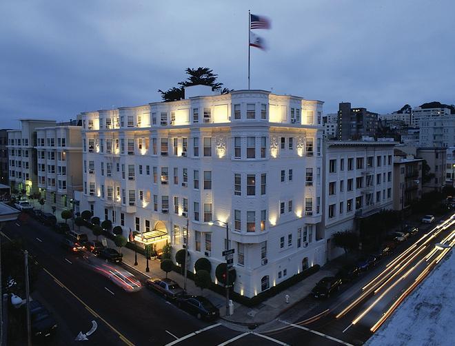 Hotel Majestic - San Francisco - Edificio