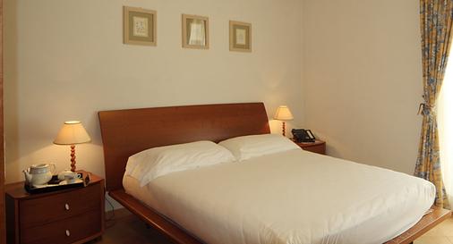 克洛斯緹酒店 - 羅馬 - 羅馬 - 臥室