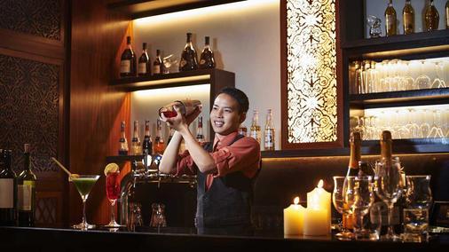 柔佛州新山阿瑪里酒店 - 新山 - 柔佛巴魯 - 酒吧