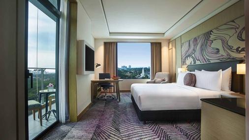 柔佛州新山阿瑪里酒店 - 新山 - 柔佛巴魯 - 陽台