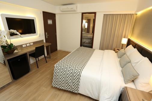 Royal Regency Palace Hotel - Rio de Janeiro - Phòng ngủ