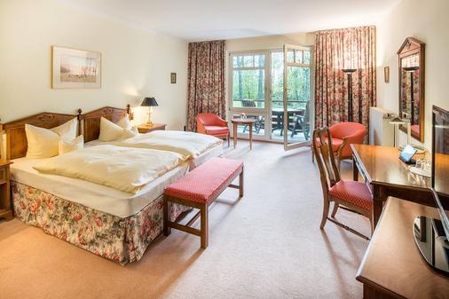 Kurhaus am Inselsee - Güstrow - Bedroom
