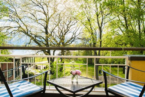 Kurhaus am Inselsee - Güstrow - Balcony