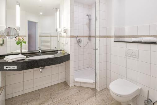 Kurhaus am Inselsee - Güstrow - Bathroom