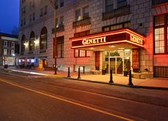 Genetti Hotel, SureStay Collection by Best Western - Williamsport - Building