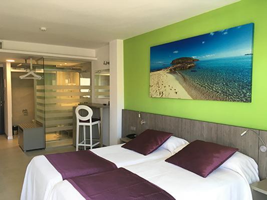El Puerto Ibiza Hotel Spa - Ibiza - Bedroom