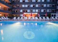 港口酒店 - 依比薩 - 伊維薩鎮 - 游泳池