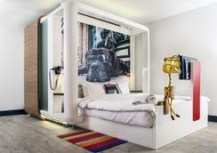 Qbic Hotel London City - London - Bedroom