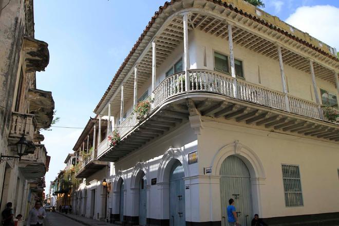 La Passion Hotel Boutique - Cartagena - Building
