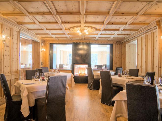 Hotel Spol - feel at home - Livigno - Εστιατόριο