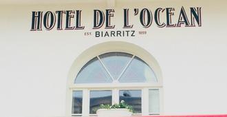 海洋酒店 - 比亞里茲 - 比亞里茲 - 建築